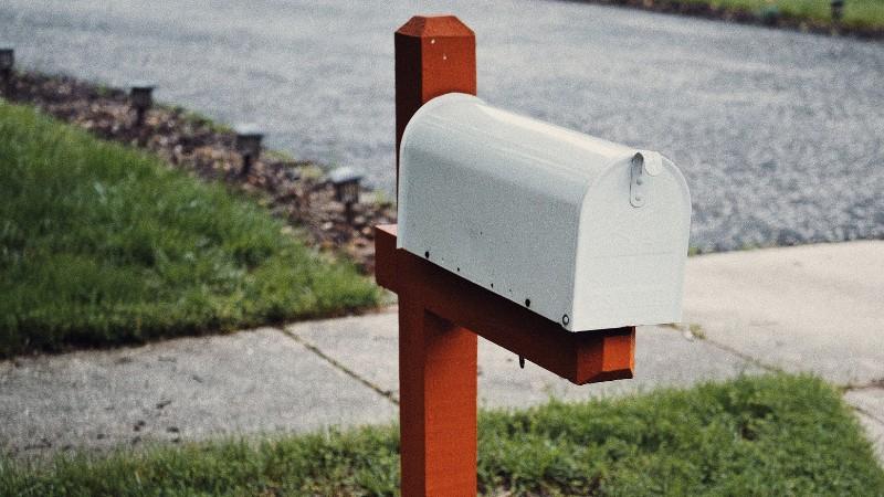 Foto di un cassetta delle lettere