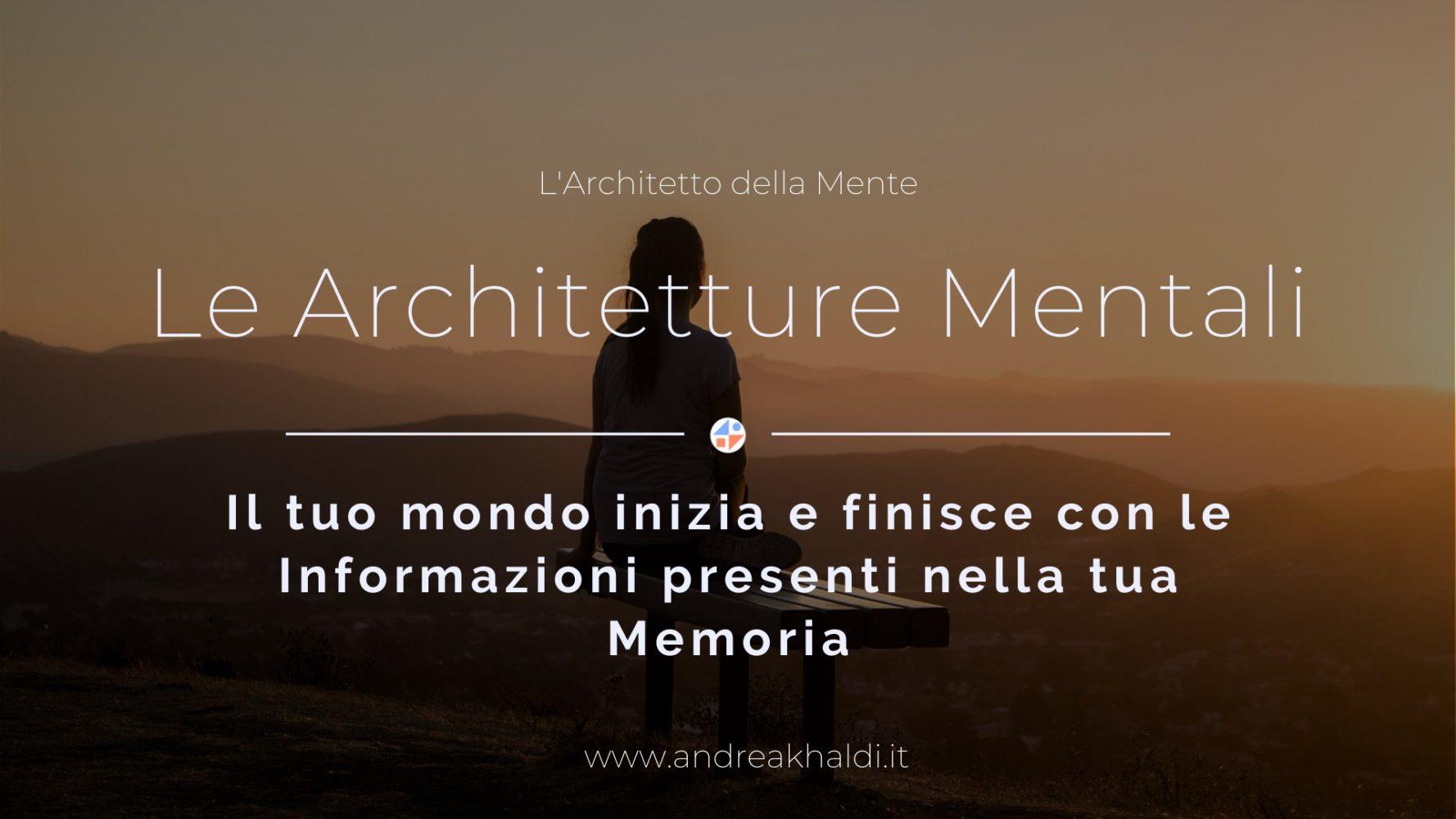 Copertina articolo architettura delle Informazioni