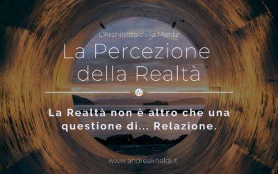 La Percezione della Realtà