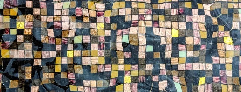 Immagine di un mosaico