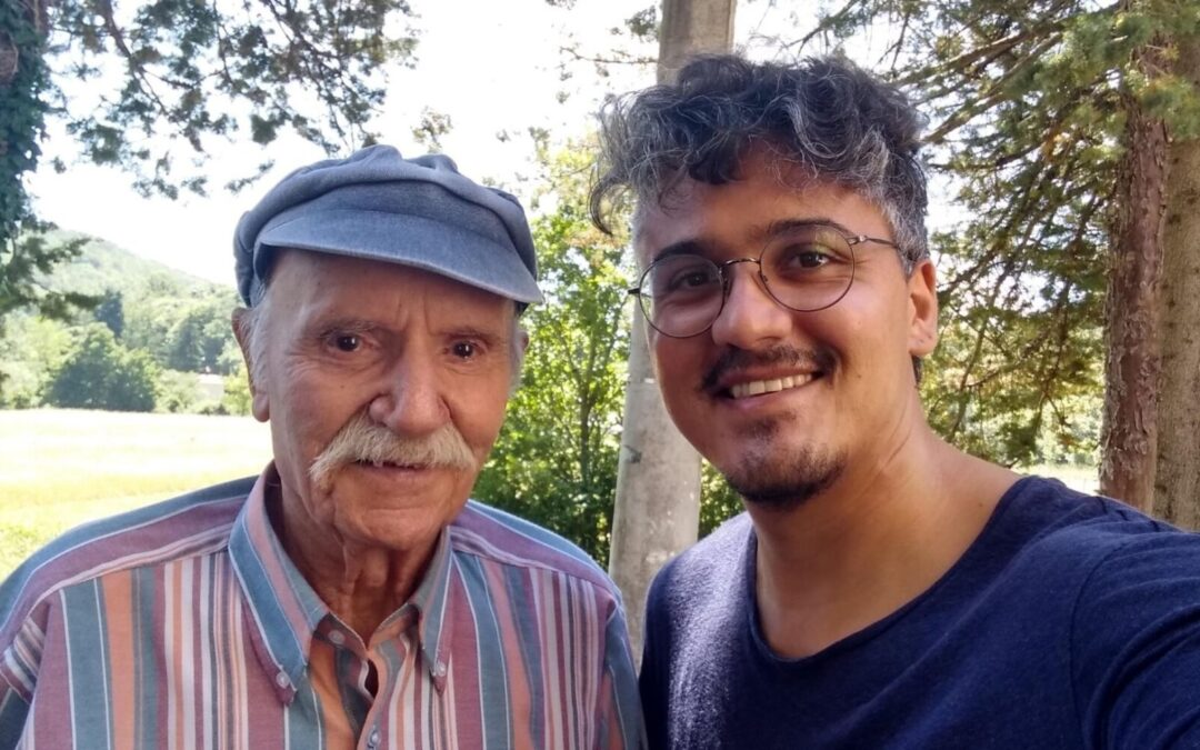 A mio zio Claude, il genio della pasta